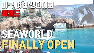SeaWorld is Finally Open 2021 …