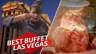 How Chef Leticia Nunez Runs the Best Buffet in Las Vegas  — Chefs of the Strip (Bacchanal)