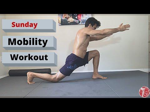 Cobrinha's Sunday Mobility Workout | Cobrinha BJJ