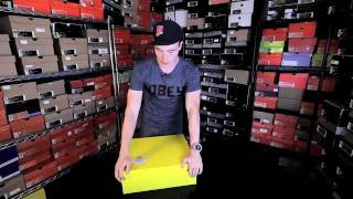 Skee Locker: The Nike Air Mag (Unboxing & Review) - Marty McFly (Back II The Future)