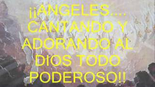 Dimension Cielo -Angeles Cantando ,¡¡ impresionante!!.