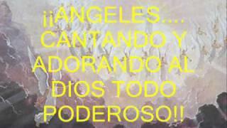 Dimension Cielo -Angeles Cantando ,¡¡ impresionante!!.