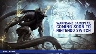 Warframe Gameplay, Coming Soon To Nintendo Switch
