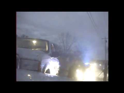 Blount County Sheriff's Office in-cruiser video of the arrest of Timothy Coulter