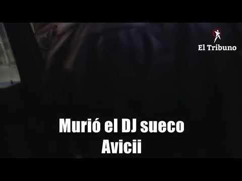 Murió el popular DJ Avicii a los 28 años