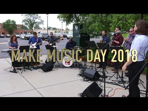 Make Music Day 2018 - The Greatest Show (arr. Mark Brymer)