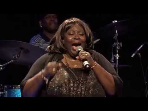 Diunna Greenleaf (US) - You Don't Feel That Way About Me - Frederikshavn Blues Festival 2014