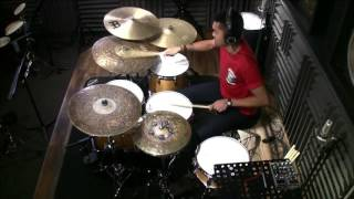 Mike Johnston's Drum Camp Live Shed 2015