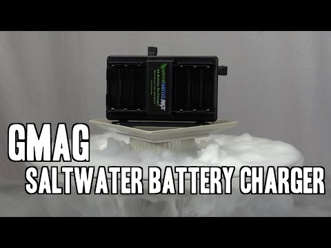 Power On Demand- The GMAG Saltwater Battery Charger