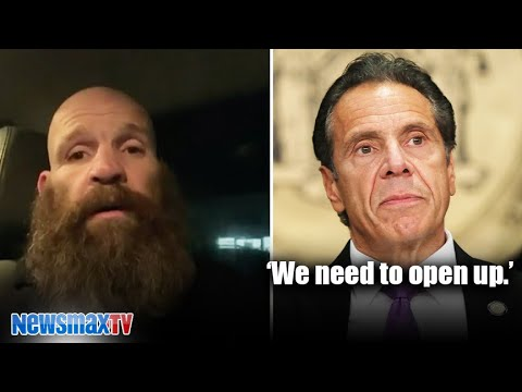 DINERO: 'We're tired of these lockdown restrictions'