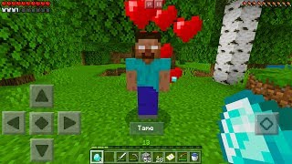 how-to-make-a-friendly-herobrine-in-minecraft-pocket-edition