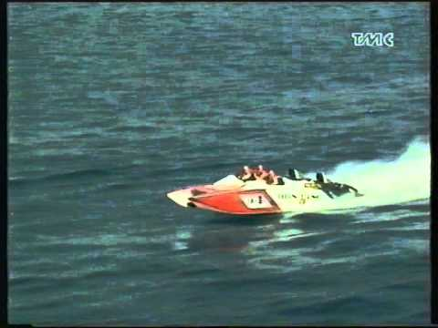 Offshore 1989 la Viareggio Bastia Viareggio part-1