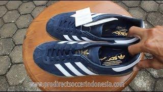 Sepatu Snakers Adidas Munchen Collegiate Navy BB5297 Original