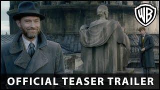 """بالفيديو- ظهور """"دمبلدور"""" و""""جريندلوالد"""" في الجزء الثاني من Fantastic Beasts.. جوني ديب يتحدى الانتقادات"""