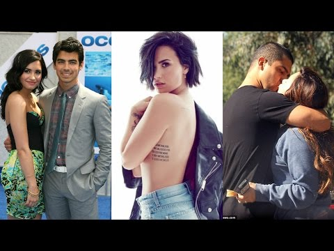 Boys Demi Lovato  Has Dated