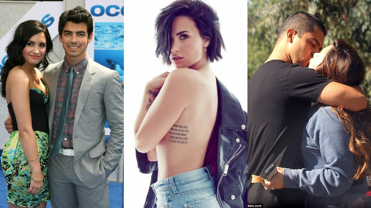is demi lovato dating anyone