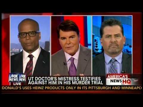 David Wohl, Fox , On The Murder Trial of Martin MacNeil