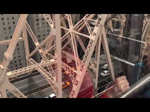Sights & Sounds of NYC: The Roosevelt Island Tramway (teleférico)