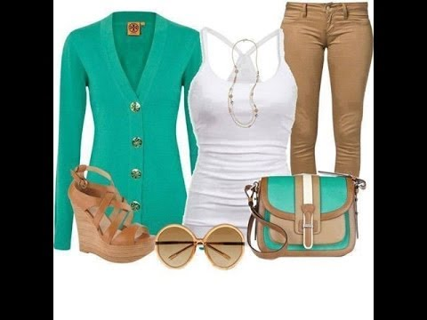 Sabes combinar tu ropa? Outfits de MODA y TENDENCIAS !!! - YouTube