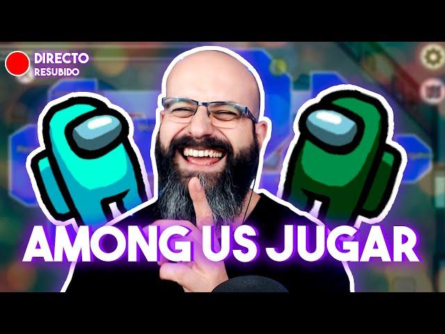 🎮 AMONG US JUGAR | La red de Mario