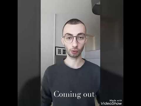 COMING OUT -  I'm Gay Et Alors ? ( Mon Histoire Et Des Petits Conseils) - JOVABIEN