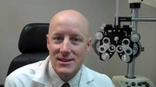 Pregnant eye exam