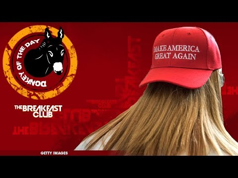 Girls Visit Howard University With 'Make America Great Again' Hats, Complain For Getting Harassed
