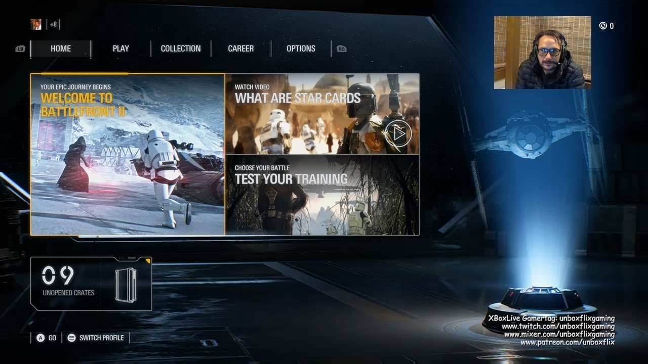 battlefront 2 how to get crates