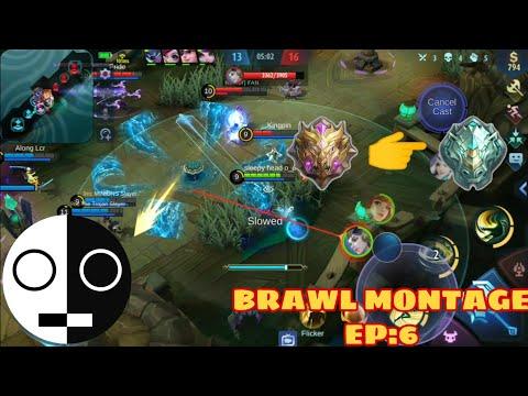 Brawl montage Ep:6 [Mobile Legends Bang Bang] o_o