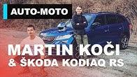 Škodu Kodiaq RS vyskúšal majster Slovenska v rely   Test