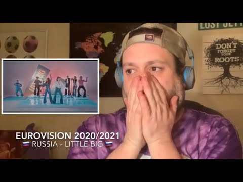 🇷🇺 Eurovision 2020 Reaction to RUSSIA!🇷🇺