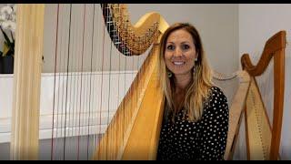 """Tutoriel de harpe tout niveau : """"Primavera"""""""
