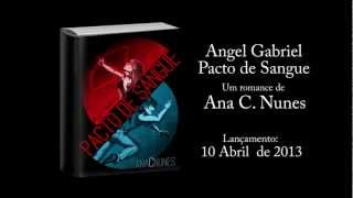 Angel Gabriel Pacto de Sangue - Bookteaser