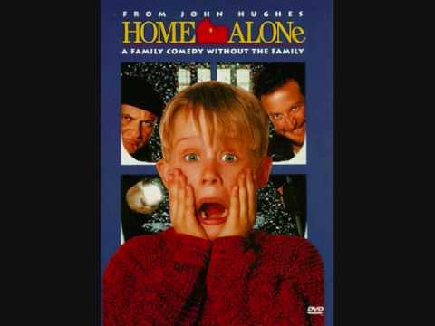 Home Alone Soundtrack 01 Home Alone Main Title Youtube