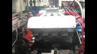 Dyno Blow Up!!! Ford 351