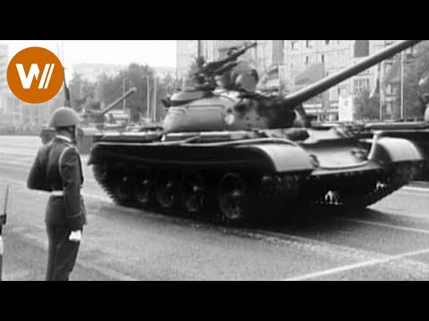 The end of the Prague Spring 1968 (Documentary, 2008)