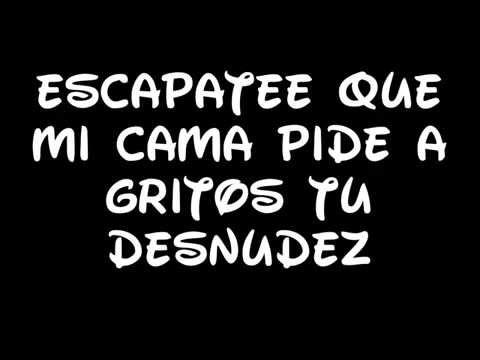 Dcs feat danny romero escápate lyrics letra new summer 2014