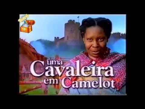Uma Cavaleira em Camelot (1998 - Completo Dublado) Whoopi Goldberg ...