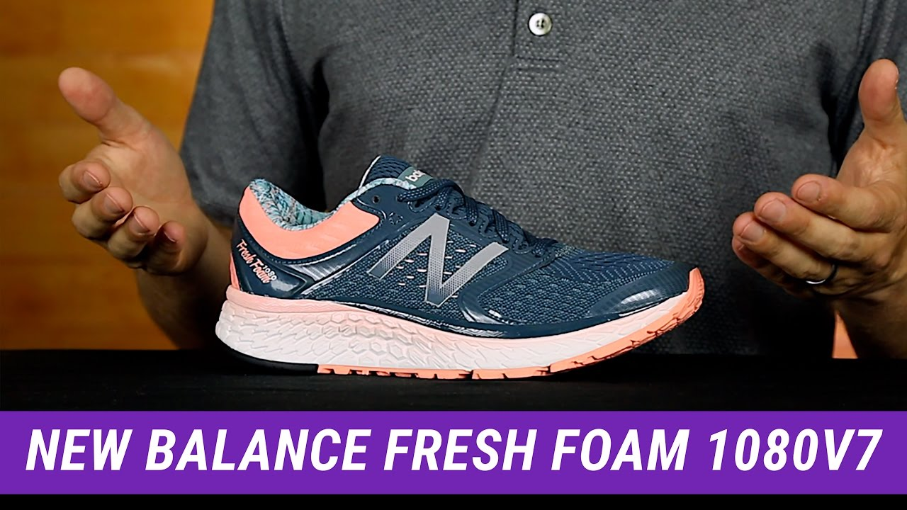 New Foam Balance Running Fresh Shoewomen's 1080v7 xeEQrdCWBo