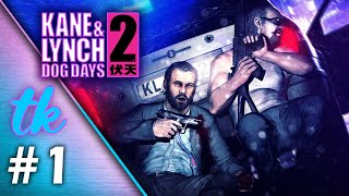 Kane and Lynch 2: Dog Days - Parte 1 - Español (1080p)