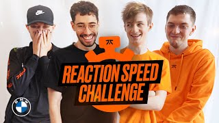 Who has the FASTEST REACTION SPEED? | BMW Reaction Challenge