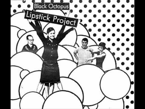 Black Octopus Lipstick Project - HMRA Sinners