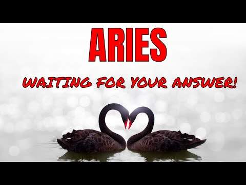 ARIES~LOVER HOLDS BREATH,