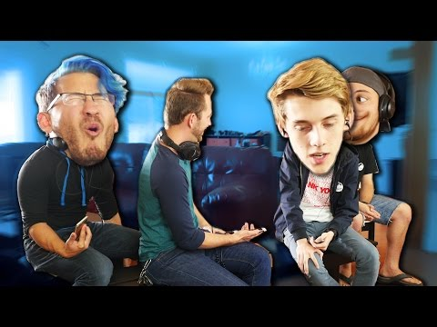 Thumbnail: The Whisper Challenge #3 with Matthias, Markiplier, Ryan, and Matt