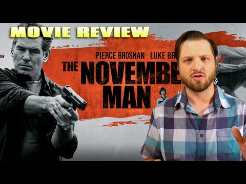 The November Man - Movie Review (No Spoilers)