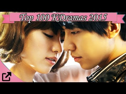 Top 100 Korean Dramas 2015 (All The Time)