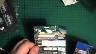 11th Legion Presents: X-Wing Miniatures Game Lambda Shuttle Unboxing