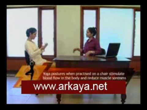 YOGA FOR THE CORPORATE ENVIRONMENT - Yogacharini Maitreyi