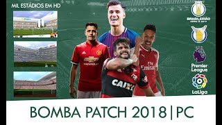 Como baixar e instalar BOMBA PATCH 2018 - PC