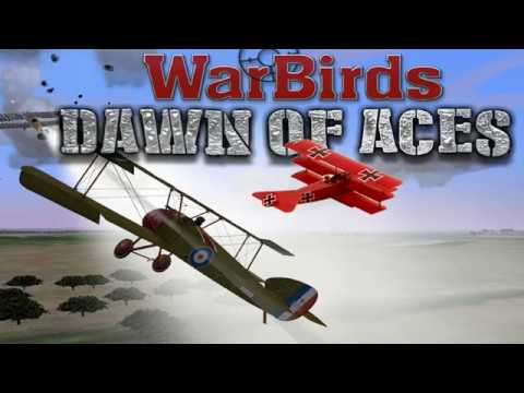 WarBirds Dawn of Aces Movie of WW I Air Combat